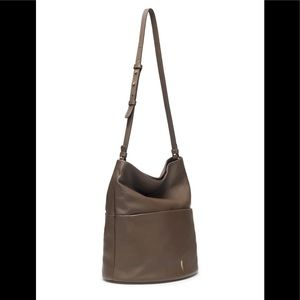 Thacker NYC leather Kirna Bucket Bag